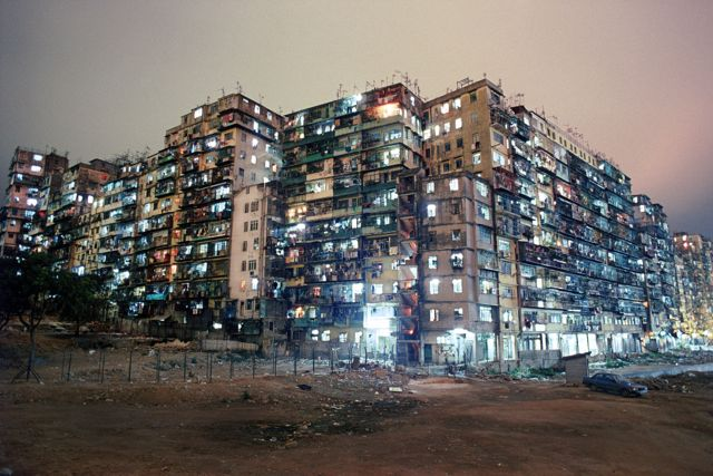 City of Darkness - Life in Kowloon Walled City