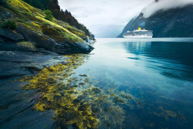 Johannes Heuckeroth Norway Cruise Pictures