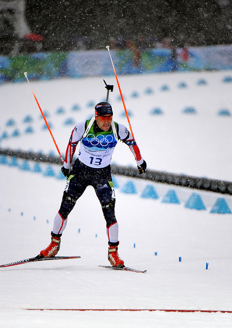 athlete Sgt. Teela sets record for best American finish in Olympic biathlon