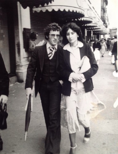 1980 Anne Mc Mahon and Tony Griffin We got married the following year