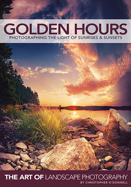 Golden Hours eBook cover