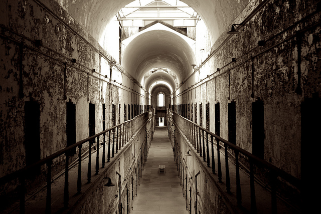 12 monkeys eastern state penitentiary philadelphia