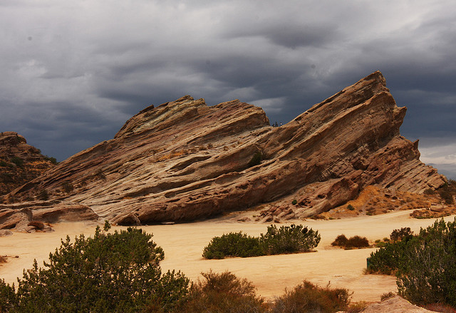 Star Trek Vasquez Rocks Natural Area Park