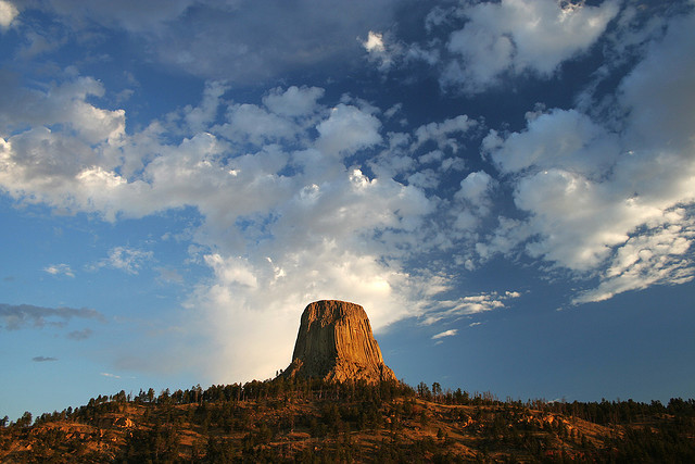 close encounters of the third kind devil's tower wyoming