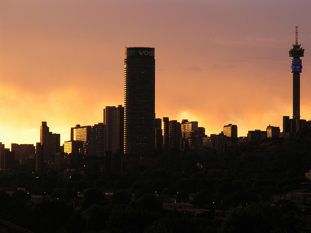 District 9 Johannesburg South Africa