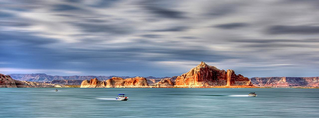 planet of the apes lake powell